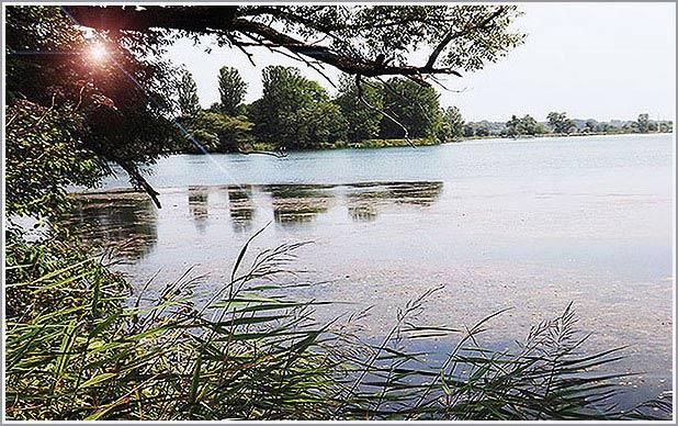 фото озера Бикан