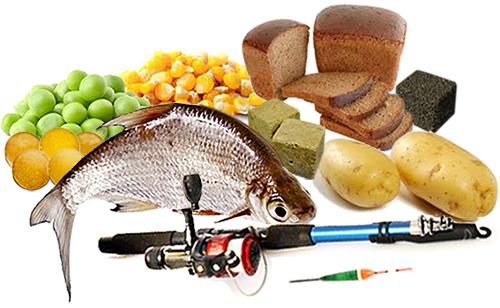 насадки для рыбалки