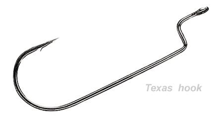 фото крючка типа Texas Hook