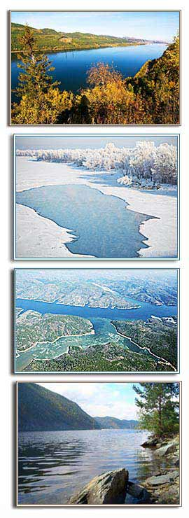 foto severnye reki